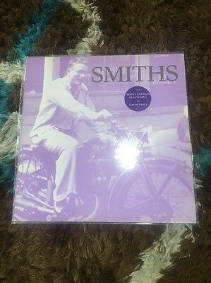 "The Smiths 12"" Vinyl Single Bigmouth Strikes Again Decent Condition Morrissey"