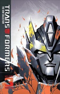 Transformers: IDW Collection Phase Two Volume 3 by Brendan Cahill 9781631405402
