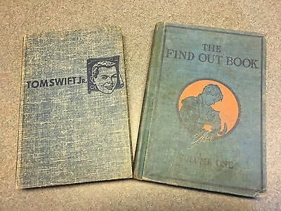 tom swift books And The Find Out Book