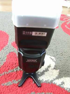 Neewer Nw 561 Camera Flash Canon Nikon Dslr Price Includes Shipping