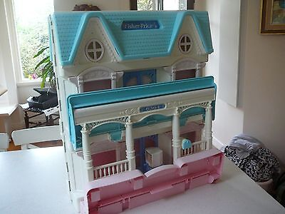 fisher price toy dolls house