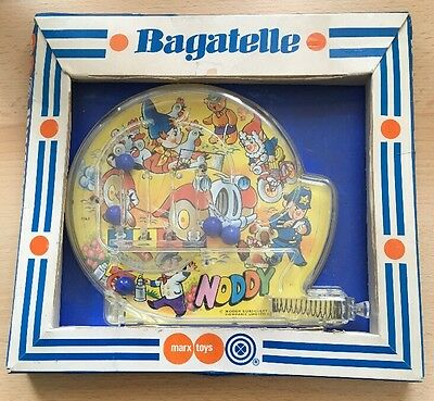 Marx toys - Bagatelle - Noddy - Boxed - Original and Vintage