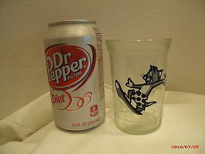Tom And Jerry Jelly Jar
