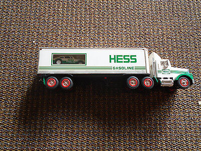 Hess Truck And Racer 1992