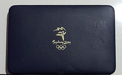 SYDNEY 2000 OLYMPIC GAMES MAP of AUSTRALIA PIN - Limited Ed. BOXED SET of 3 PINS