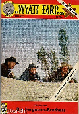 DIE WYATT EARP Story 219 / William Mark / (1961-1968 Hamburg)