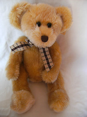 "16"" Russ Berrie Kipling Teddy Bear - Bears From the Past with tag"