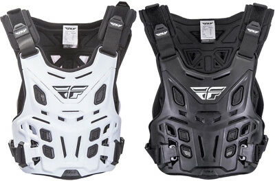 Fly Racing Revel Race CE Rated Roost Guard Chest Protector