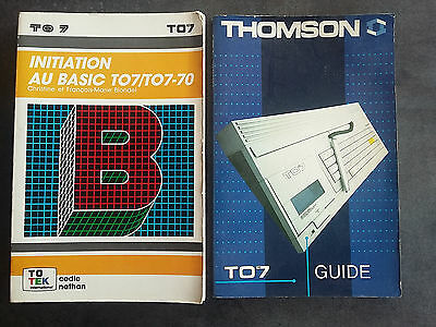 Initiation Au Basic + Guide Thomson To7 To7-70