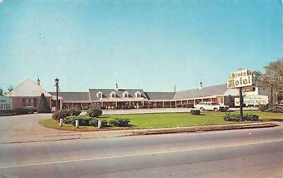Hines Motel Richmond Kentucky Dexter
