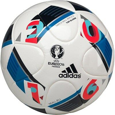 Adidas UEFA Euro 2016 Top Glider Replica Match Ball Football Genuine Soccer