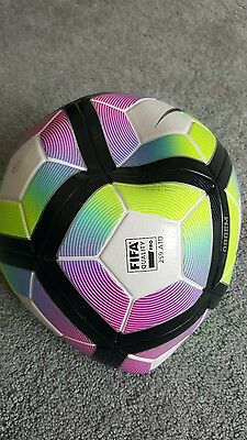 Nike Ordem 4 Official Premier League Match Ball 16/17