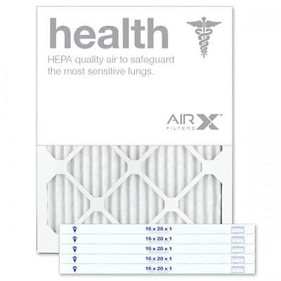 AiRx Health 16x20x1 MERV 13 Pleated Filter