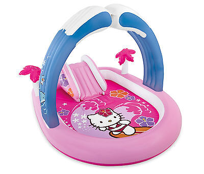 Intex Hello Kitty Play Center Inflatable Kids Set & Swimming Pool | 57137EP