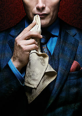 Hannibal TV Series (2013-) V2 - A2 POSTER **BUY ANY 2 AND GET 1 FREE OFFER**