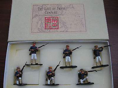 RETIRED - East of India -  set of mixed japanese soldiers -