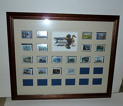 Full Set Of New York State Duck Stamps 1985-2002 Mint Quantity of 18