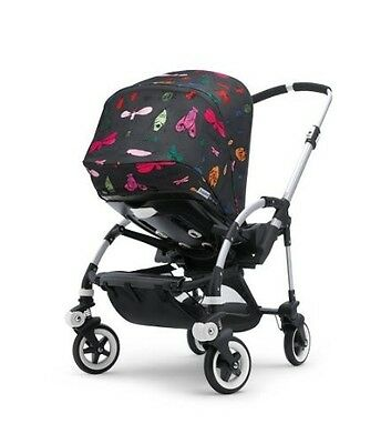 BUGABOO + Andy Warhol Special Edition Happy Bugs Sun Canopy NEW *Sold Out $150