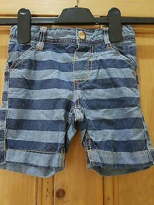 baby boys shorts 9-12 months by miniclub