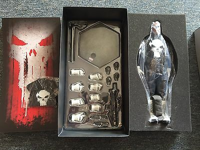 Punisher Sideshow 1:6 1/6 Scale Figure Version New Not Hot Toys Comic #100212