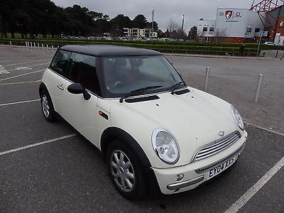 Mini Mini 1.6 ( Pepper ) Cooper 113241 MILES 2004