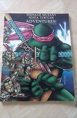 TMNT Rpg Teenage Mutant Ninja Turtles Adventures Palladium