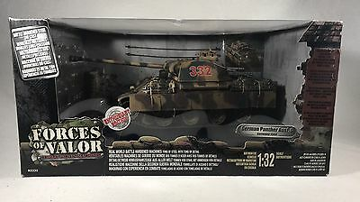 Forces Of Valor German Panther AUSF G 1944 80026 1:32 Unimax Die Cast Enthusiast