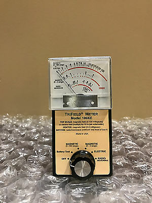Trifield 100XE EMF Meter Great Condition!