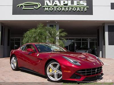 2015 Ferrari Other Base Coupe 2-Door 2015 Ferrari F12 Berlinetta F1 2-Door Coupe