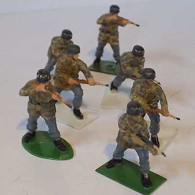 AIRFIX SOLDIERS 1/32 army WW2 German Paratroopers Plastic Figure military