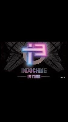2 Places Indochine Fosse - 10/02/18 20h - MILLESIUM EPERNAY