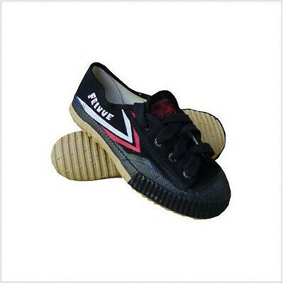 Black Feiyue Martial arts / Kung Fu shoes. FREE UK postage