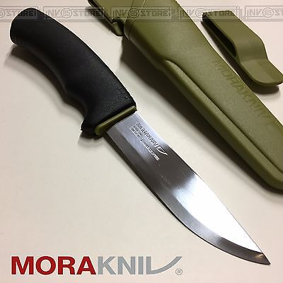 Knife Coltello Mora Morakniv Bushcraft Force Caccia Pesca Survivor Survival