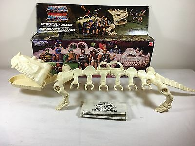 Masters of the Universe - Battle Bones -Originalverpackung -100% komplett - Top