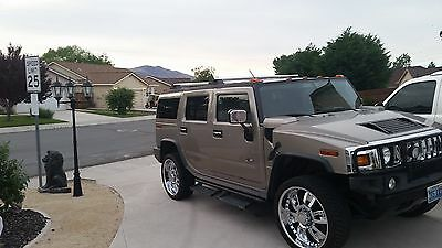 2003 Hummer H2 LOADED 2003 HUMMER H2 FAMILY OWNED