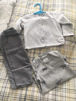 mammas and papas 2 Piece Set 0-3 Months Baby Boys