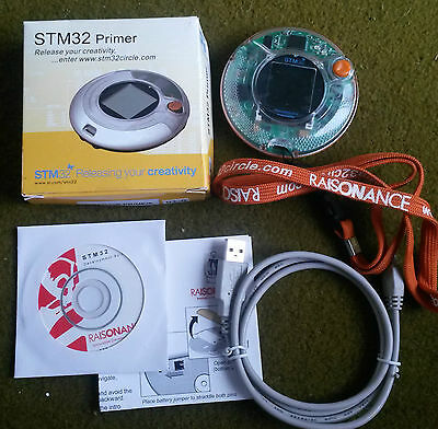 STM32 Primer V1.2 - with CD Manual and USB Lead