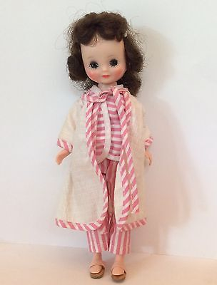 1950's American Character BETSY MCCALL DOLL Original Outfit PAJAMA PARTY