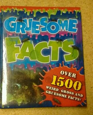 Gruesome facts book