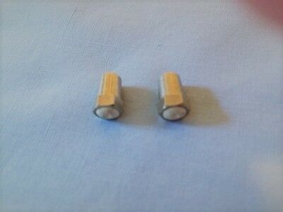 2 NP Burner Tips, NOS for Miners Carbide Lamps UNUSED, mining caving light