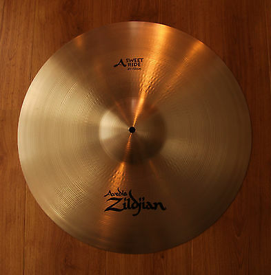 Zildjian Ride Cymbal Sweet Ride Excellent Condition