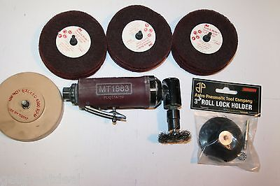 Matco Tools Angle Die Grinder Mt1983 With Extras