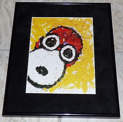 Tom Everhart Peanuts Snoopy Summer Framed Print Charles Schulz