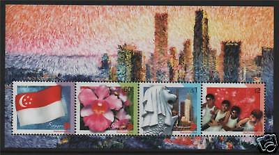 Singapore 2003 National Day MS SG 1308  MNH