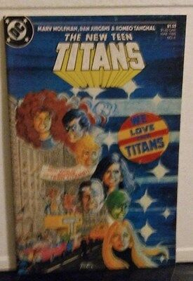 The New Teen Titans #6 (Mar 1985, DC)