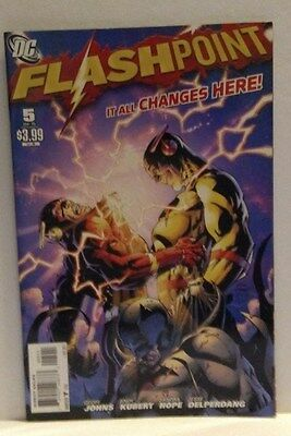 Flashpoint #5 (Late October 2011, DC)