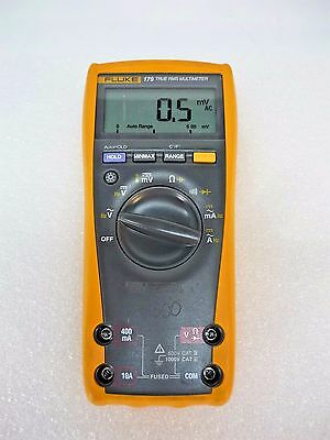 Fluke 179 True RMS Digital Multimeter with Backlight - TESTED - Ships Today