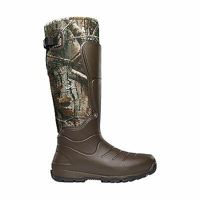 LaCrosse Men's Aerohead 18-Inch Realtree Hunting Boot Realtree Xtra Green