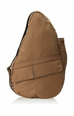 AmeriBag Small Classic Microfiber Healthy Back Bag Taupe One Size