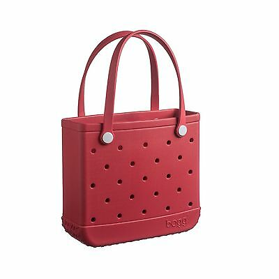 Bogg Bag Baby-Small Beach Pool and School Tote 15x13x5.25 You Red My Bogg Int...